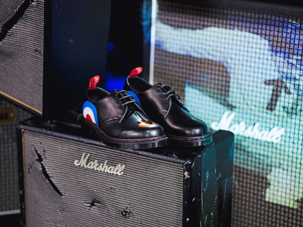 Dr.Martens × The Who<br>満を持してコラボレーション