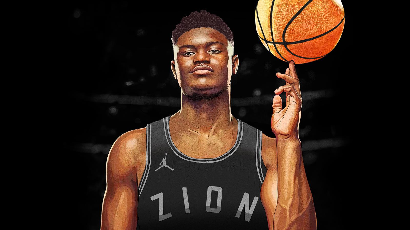 ジョーダン ブランド<br>NBAドラフト1位ザイオン・ウィリアムソンと契約
