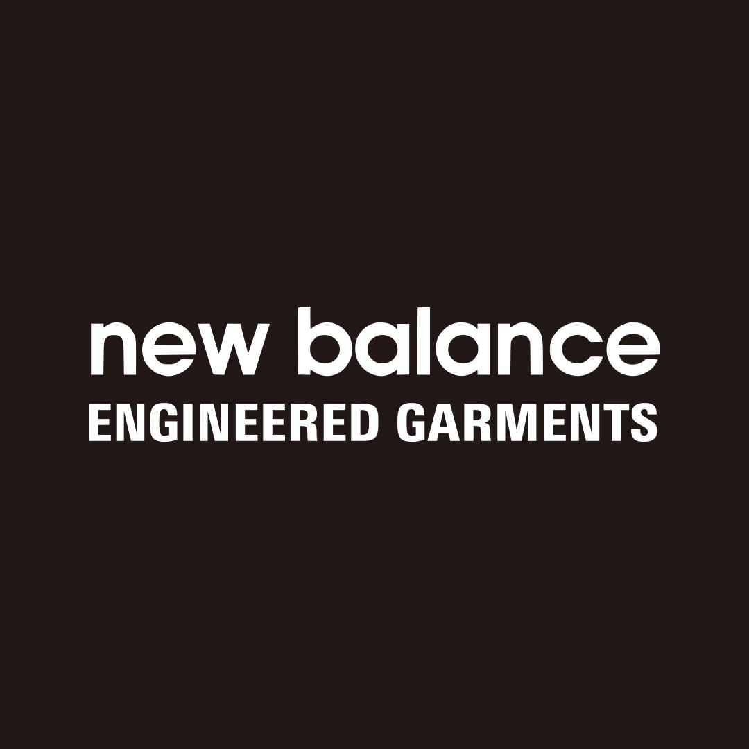ENGINEERED GARMENTS<br>M990v5に5種類のレザー使用