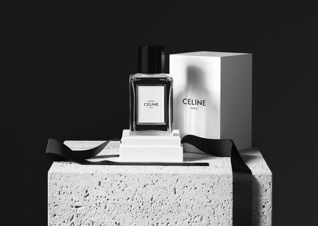 エディ・スリマンによるCELINEから<br>15年ぶりのパフュームが登場