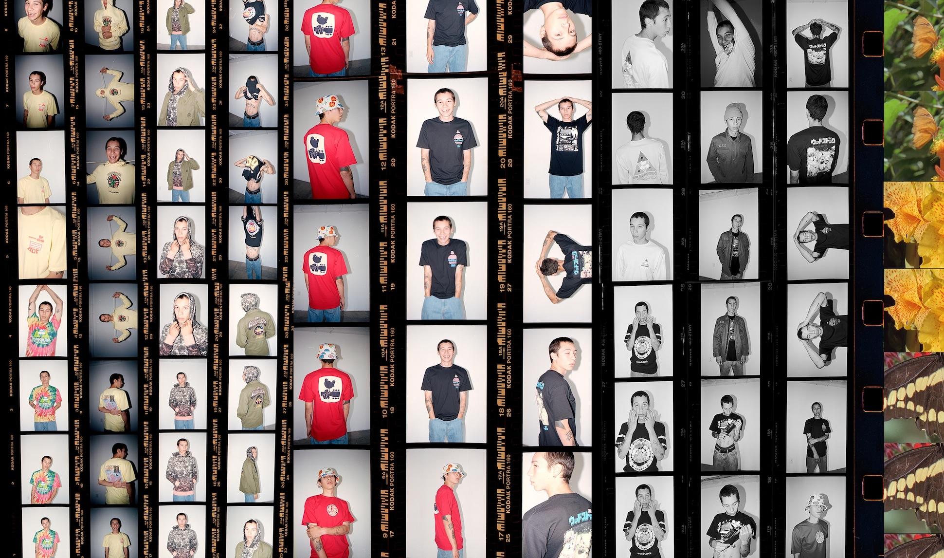 「WOODSTOCK」の50周年<br>HUFとコラボ新コレクション発表