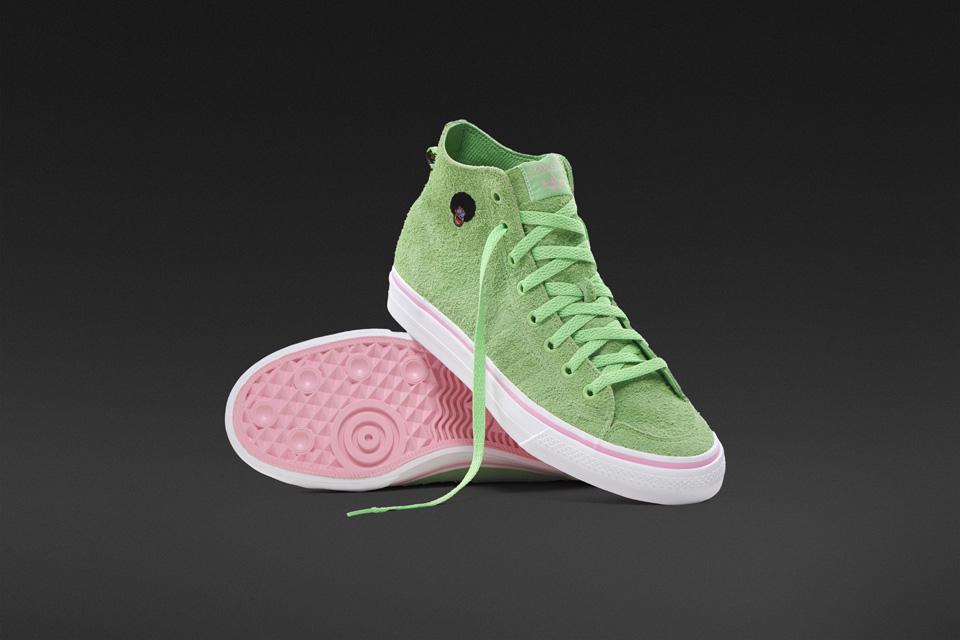adidas Skateboarding<br>ナケル・スミス「Nizza」2モデル