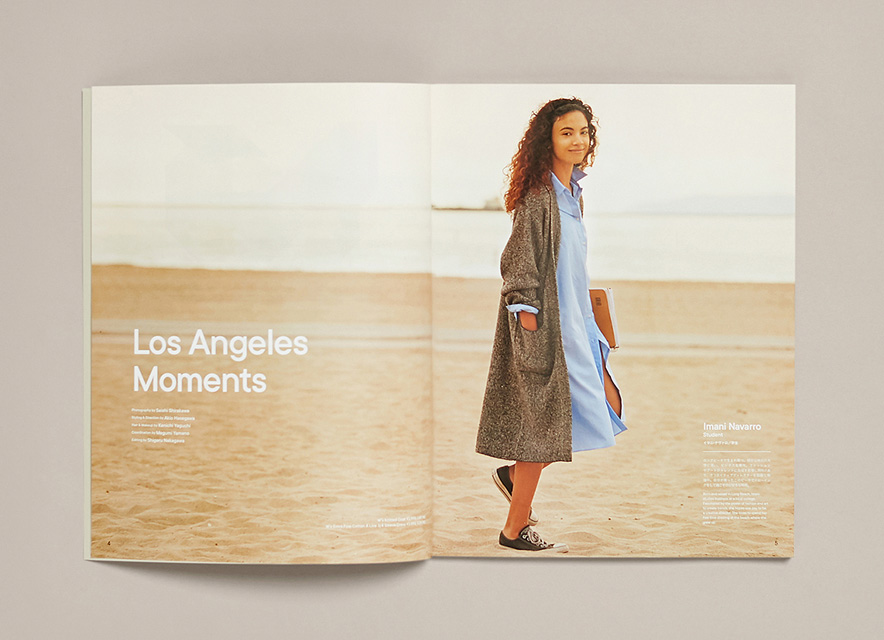 雑誌「LifeWear magazine」創刊<br>Uniqlo国内外店舗で無料配布