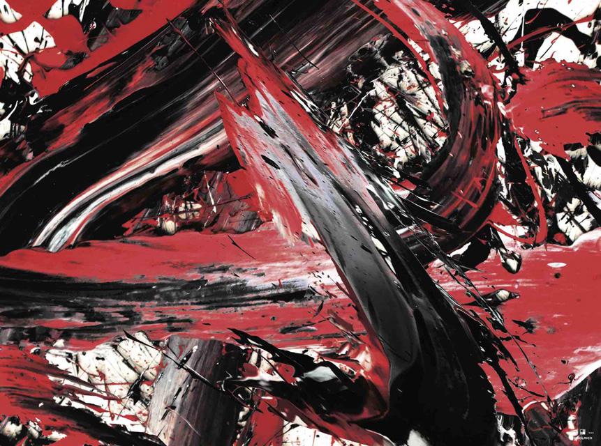 「自由と独立の精神」描写<br>WOOLRICHアートブックを無料配布