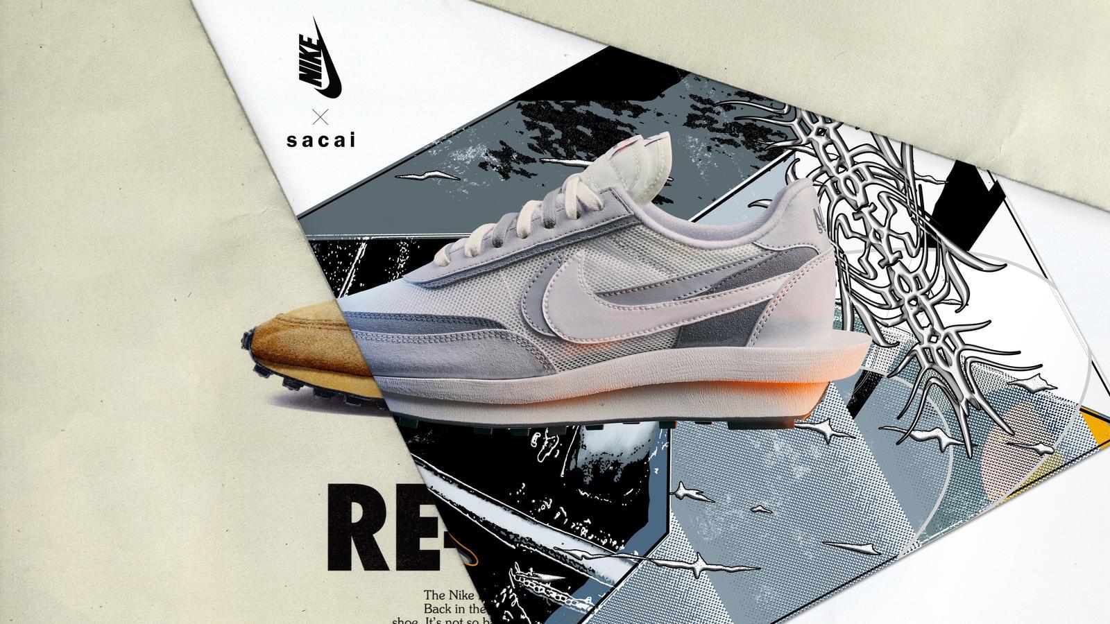 「1+1=2以上」のハイブリッド<br>Nike x sacaiが新コレクション
