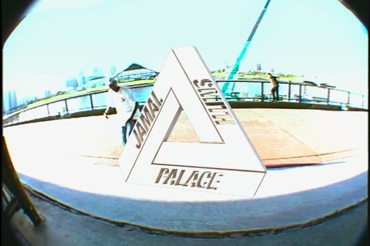 英「PALACE SKATEBOARDS」<br>日本で撮影 最新スケートビデオ公開