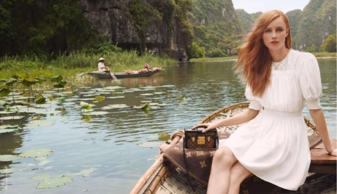 ベトナム舞台に「旅の真髄」表現<br>Louis Vuittonトラベル・キャンペーン