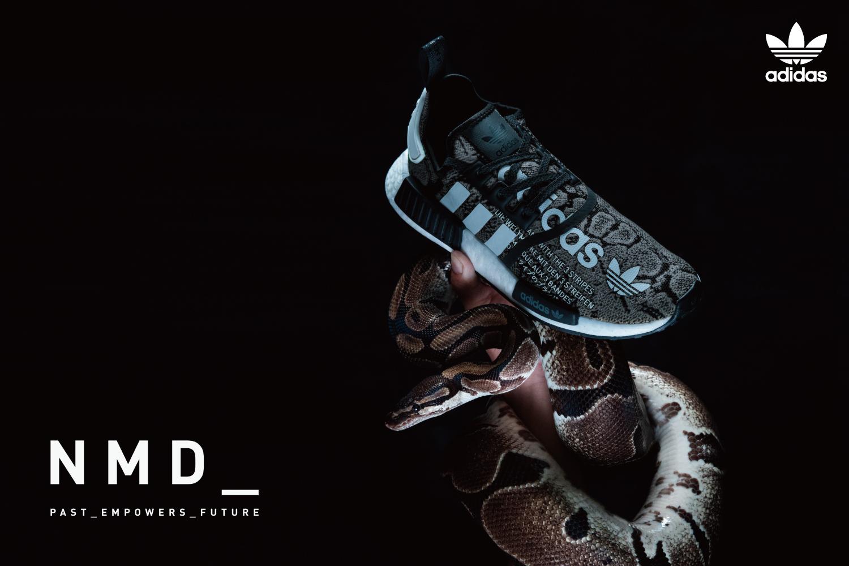 adidas Originals 2019年秋冬<br>「atmos」カプセルコレクション