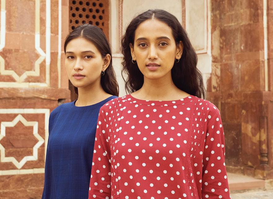 ユニクロ、10月インド進出へ<br>印デザイナー、リナ・シンとコラボ