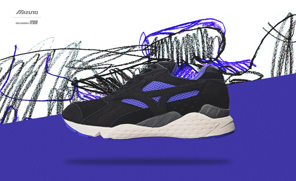 「KAZOKU」第20弾は<br>「mita sneakers」国井栄之とタッグ