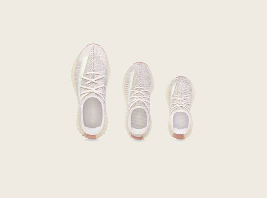 adidas + KANYE WEST<br>「YEEZY BOOST 350 V2」に新色