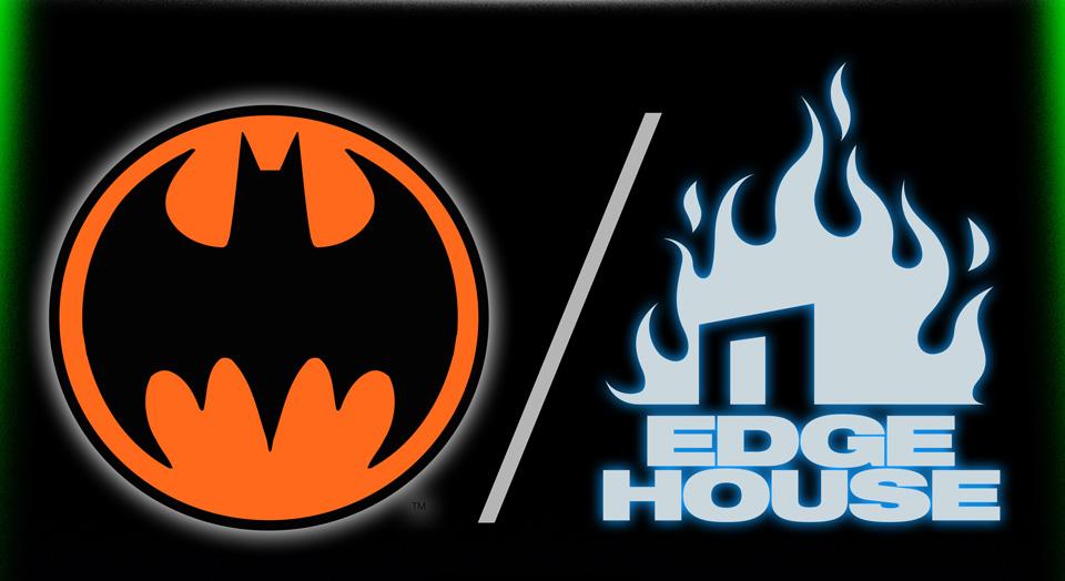 「BATMAN」80周年<br>クラブVISIONでコラボイベント