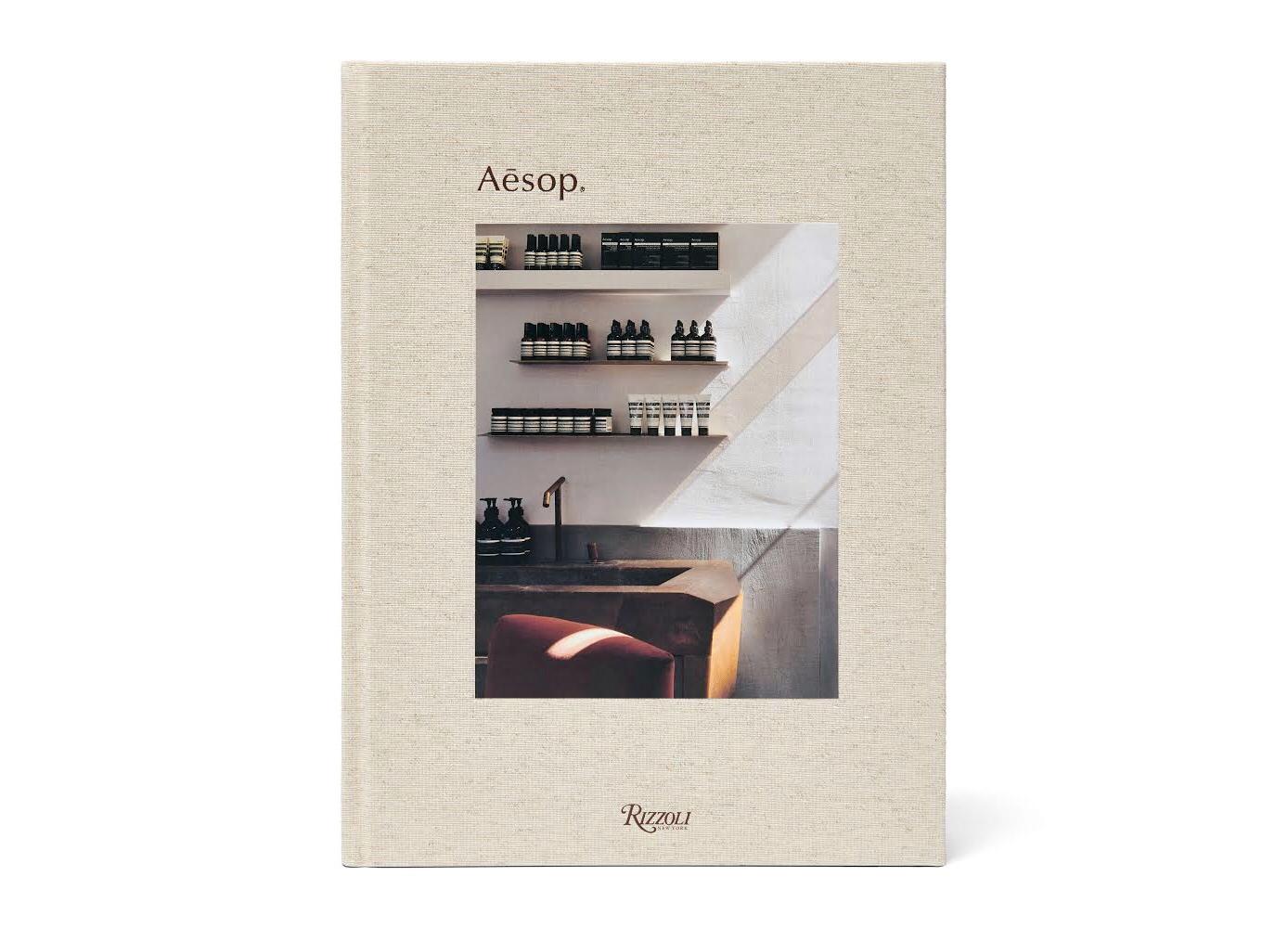 Aēsop、初の書籍「イソップ:ザ ブック」