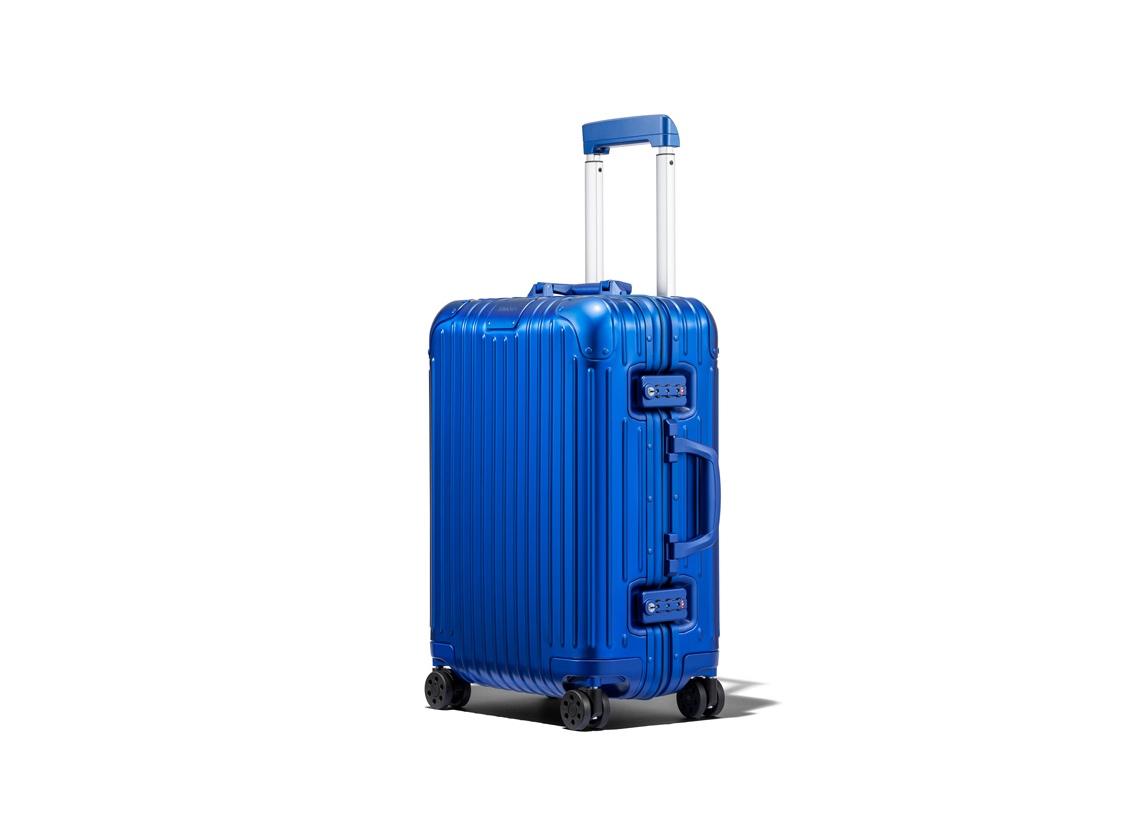 RIMOWAスーツケース、鮮やかな新カラーで展開