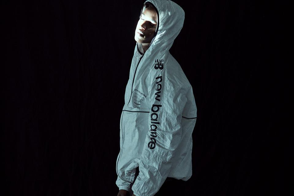 New Balance秋冬パンツコレクション、トップスコレクションも同時デビュー