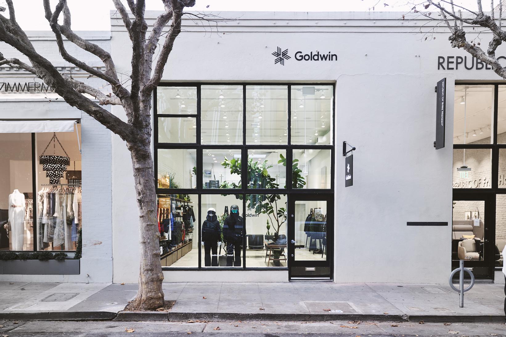 海外初出店のGoldwinが考える、サンフランシスコ進出の理由