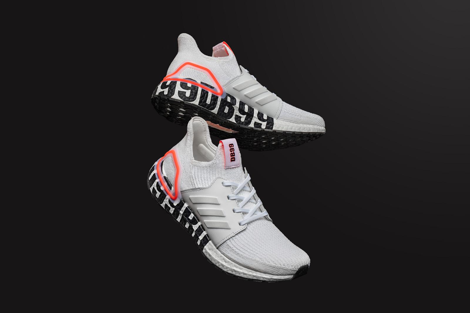 adidas running新作、ベッカムのキーイヤーモデル