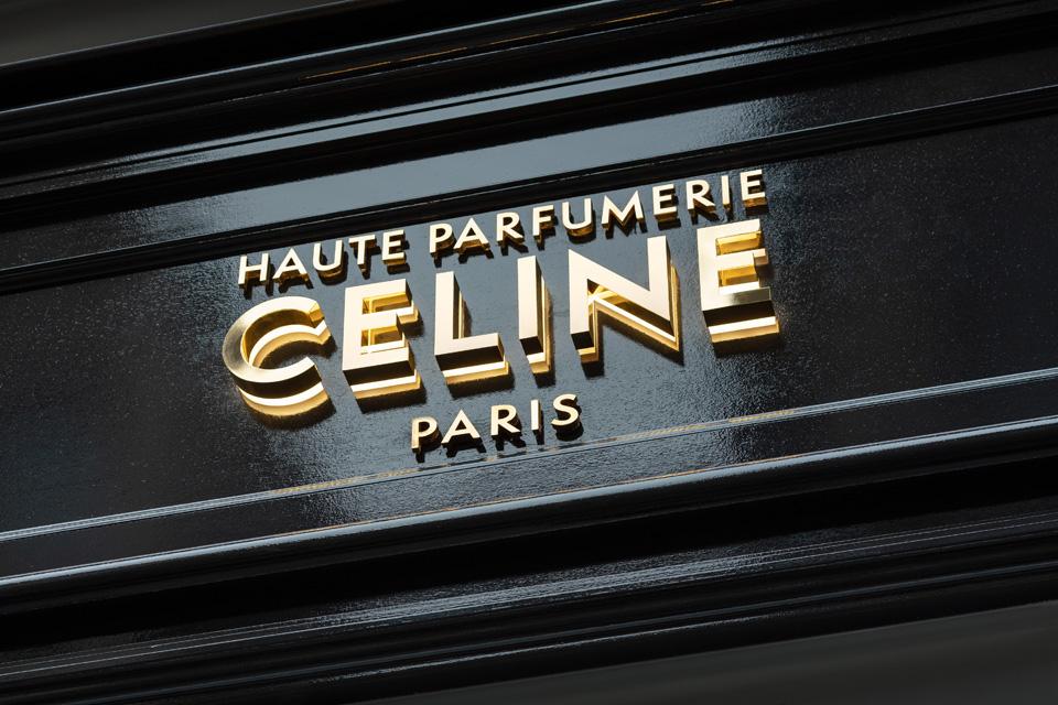 CELINE、パリ・サントノーレ通りにパフューム新ブティックがオープン