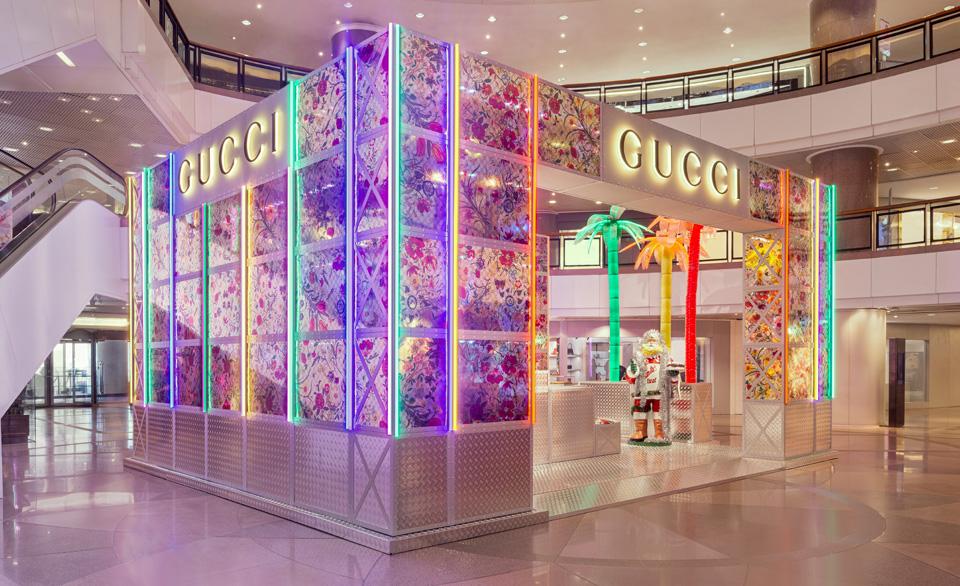 ポップアッププロジェクト「Gucci Pin」始動へ 第1弾は「ギフトギビング」