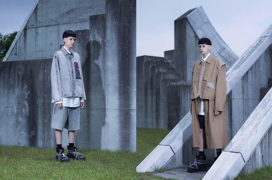 パリでデビュー、新ブランド「VEIN」2020年春夏ルック公開