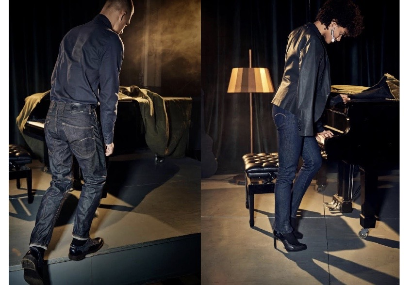 G-Star RAW、HOLIDAY COLLECTION発売