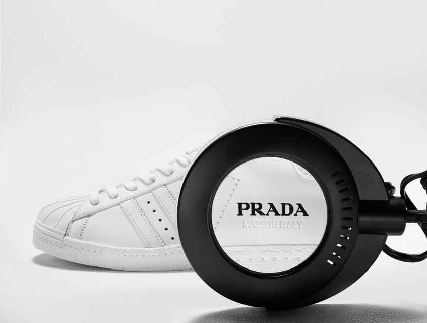 「Prada for adidas」1stコレクション、世界700セット限定発売へ