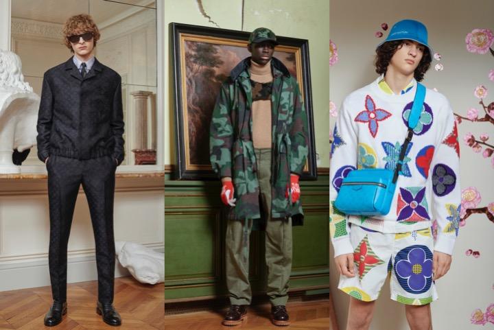 Louis Vuitton、ヴァージル・アブローによる2020秋冬プレコレクション発表