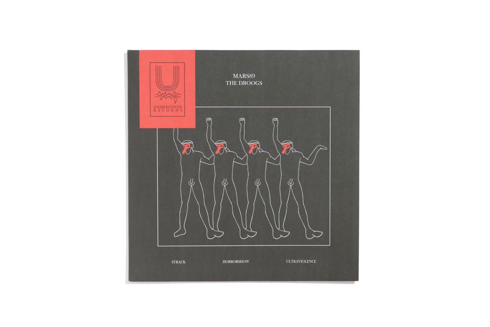 UNDERCOVER RECORDS、MARS89による新作12インチ発売