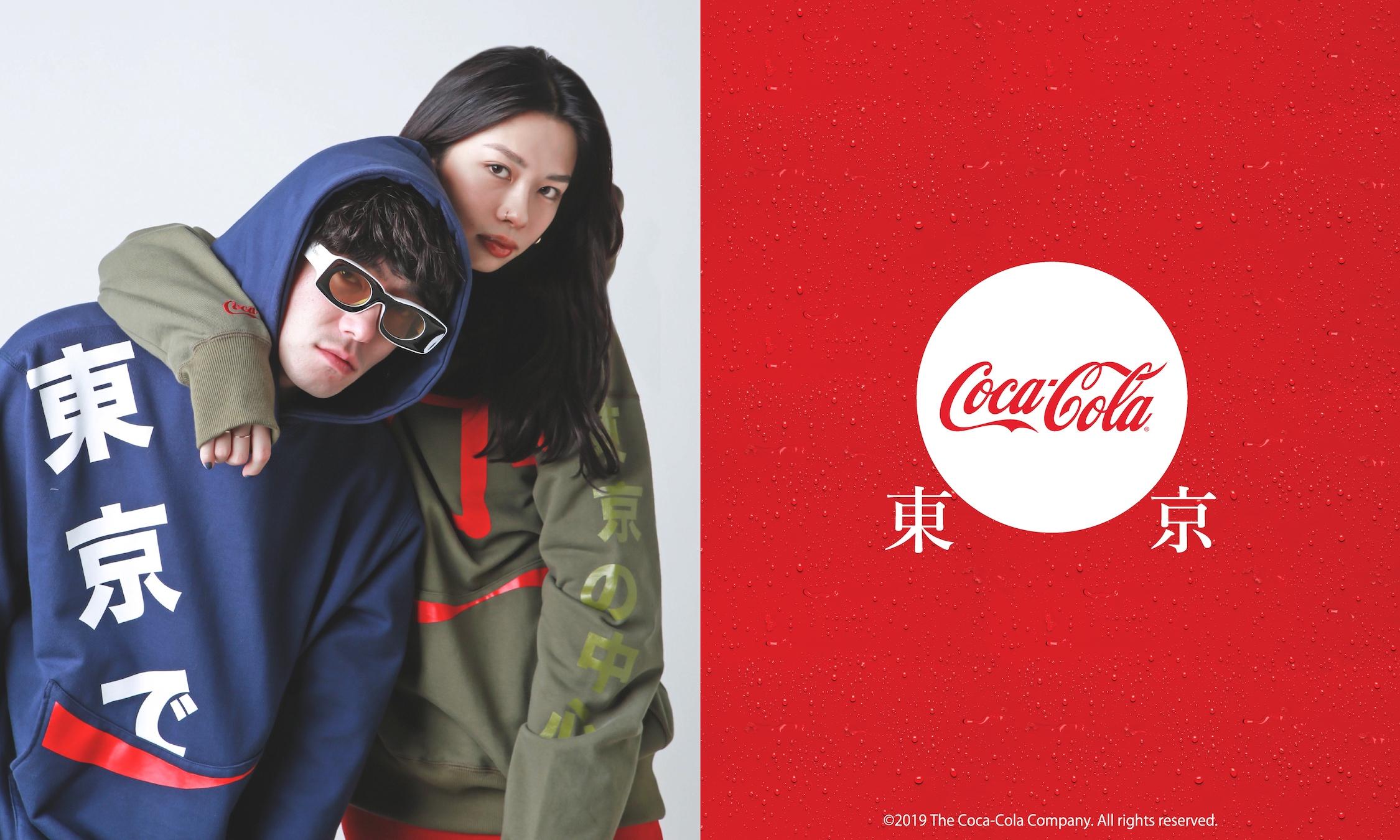 日本初「Coca-Cola Shop in atmos」プロペラ通り店 12月21日オープン