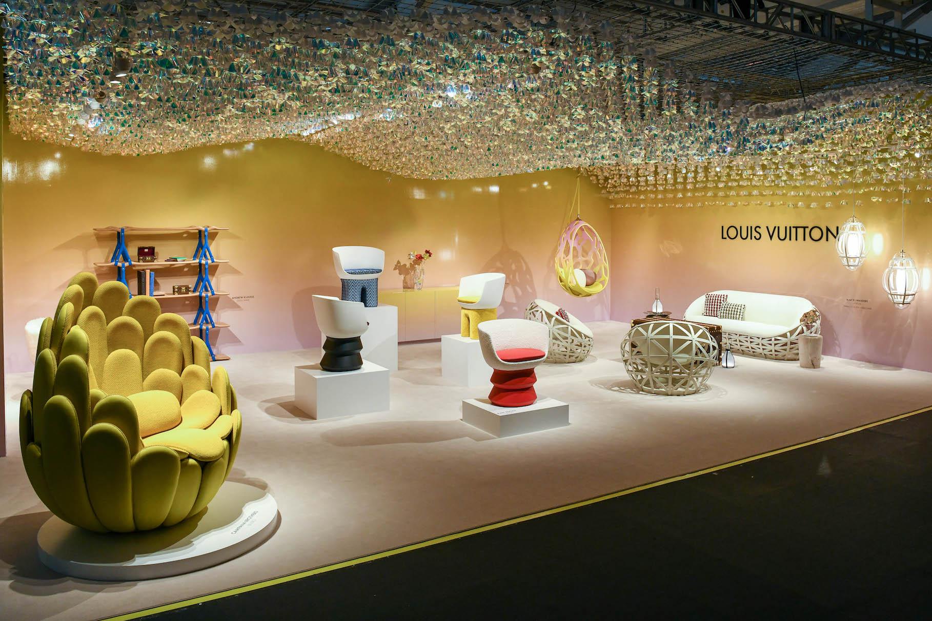 Louis Vuitton、デザイン・マイアミで「オブジェ・ノマド」新作披露
