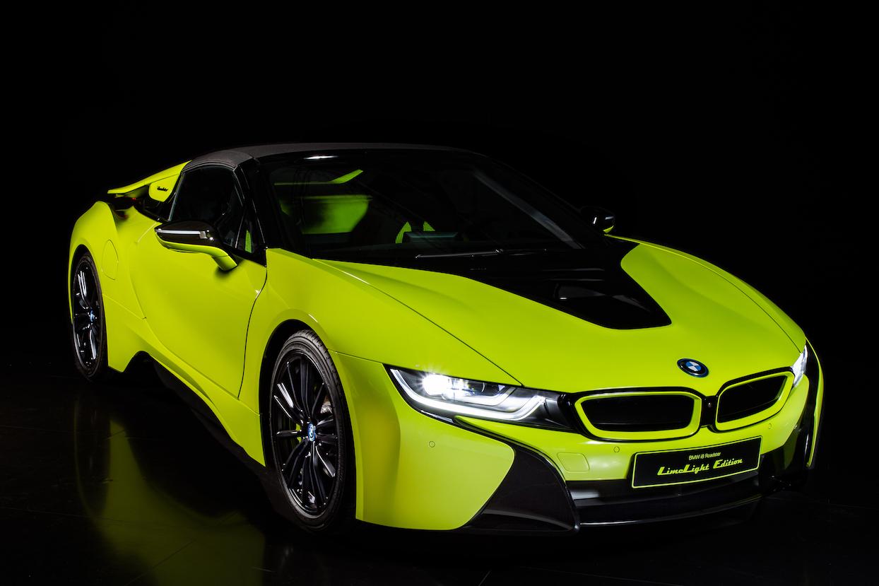 伊・高級マテリアルAlcantara、BMWイタリアへ別注素材開発