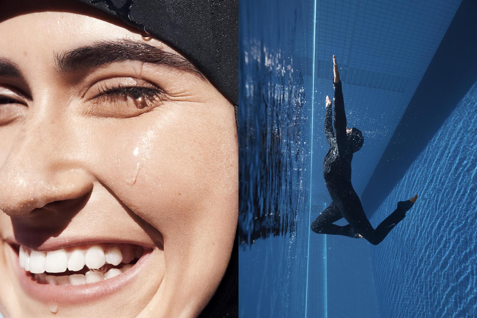 Nike、可能性を広げるスイムコレクション発表