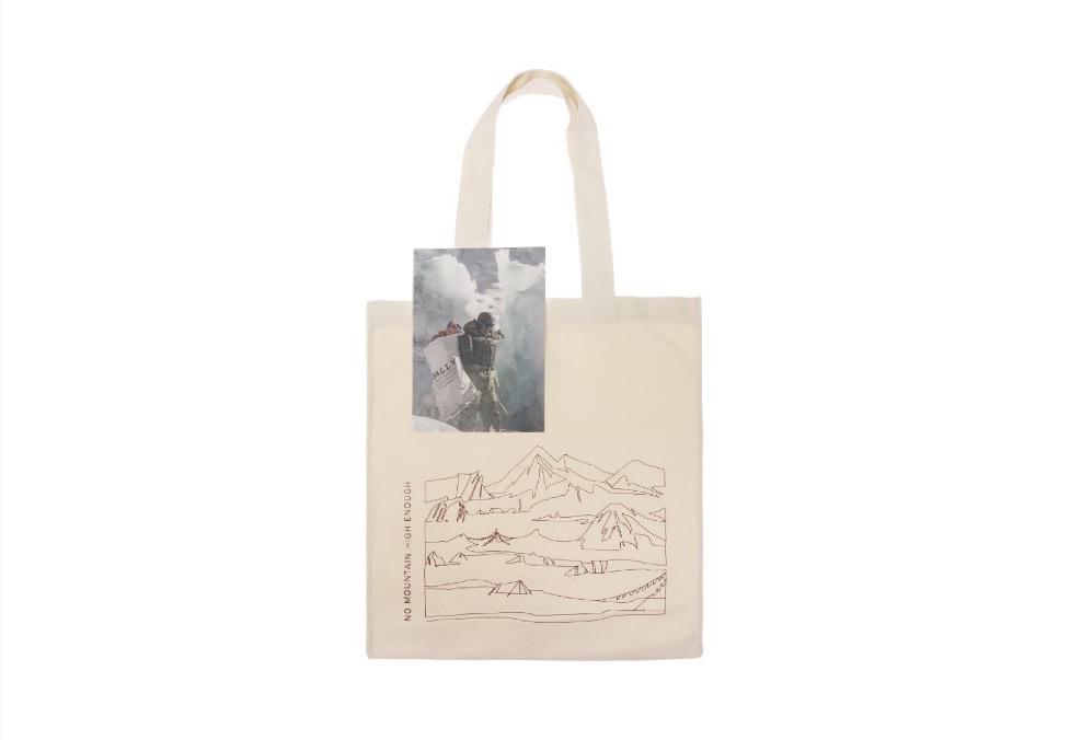 BALLY、「国際山岳デー」記念トートバッグ発売