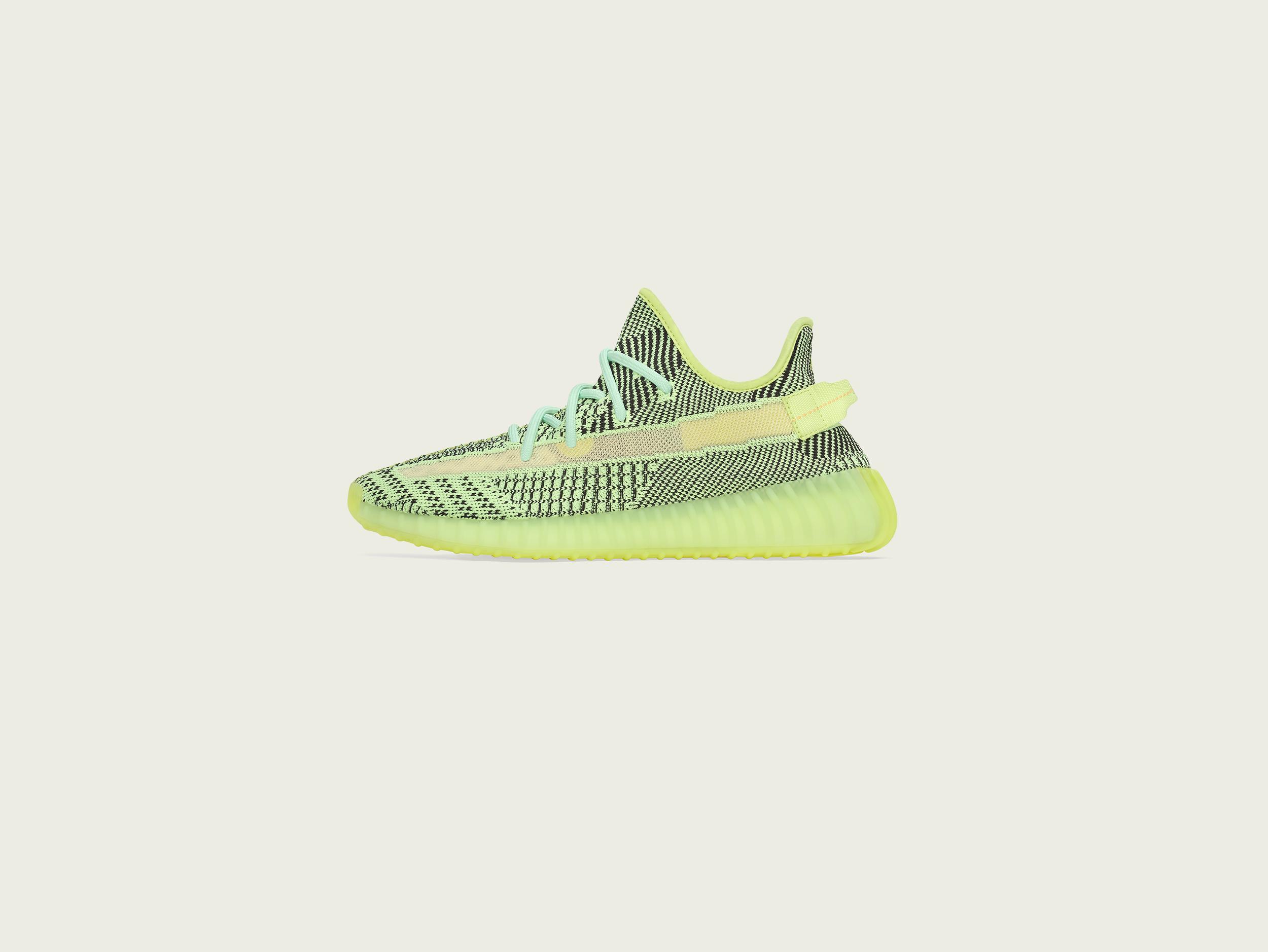 adidas + KANYE WEST、YEEZY BOOST 350 V2新色発売