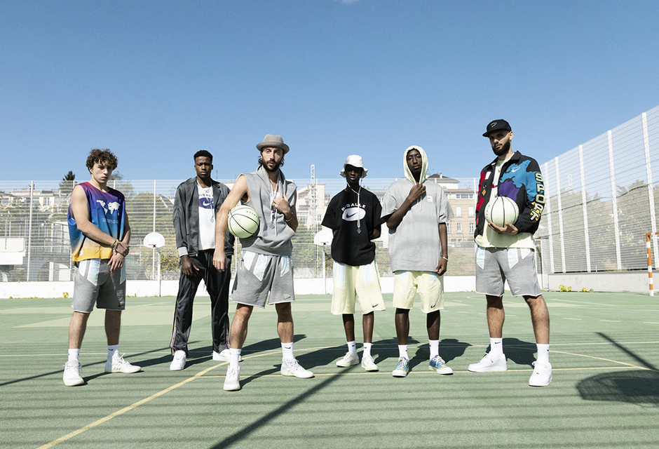 Nike × PIGALLE、バスケ発展を後押しするコラボコレクション発売