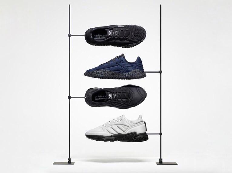 adidas Originals、クレイグ・グリーンとのコラボシューズ発売