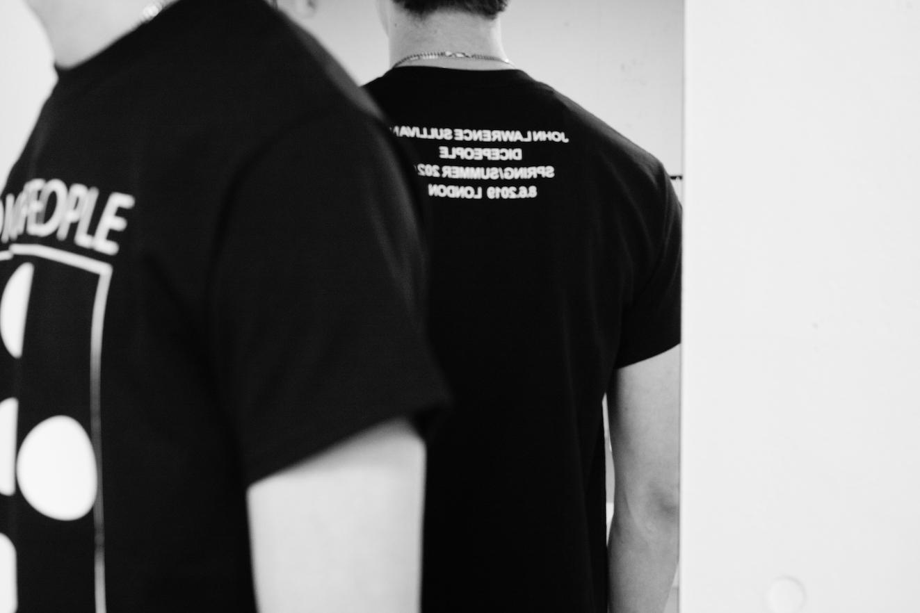 JOHN LAWRENCE SULLIVAN×DICEPEOPLE限定コラボT発売