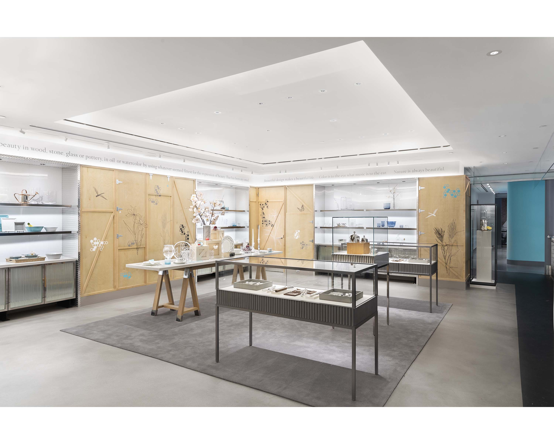 Tiffany & Co、NY本店全面改装で2年間の限定ストアオープン