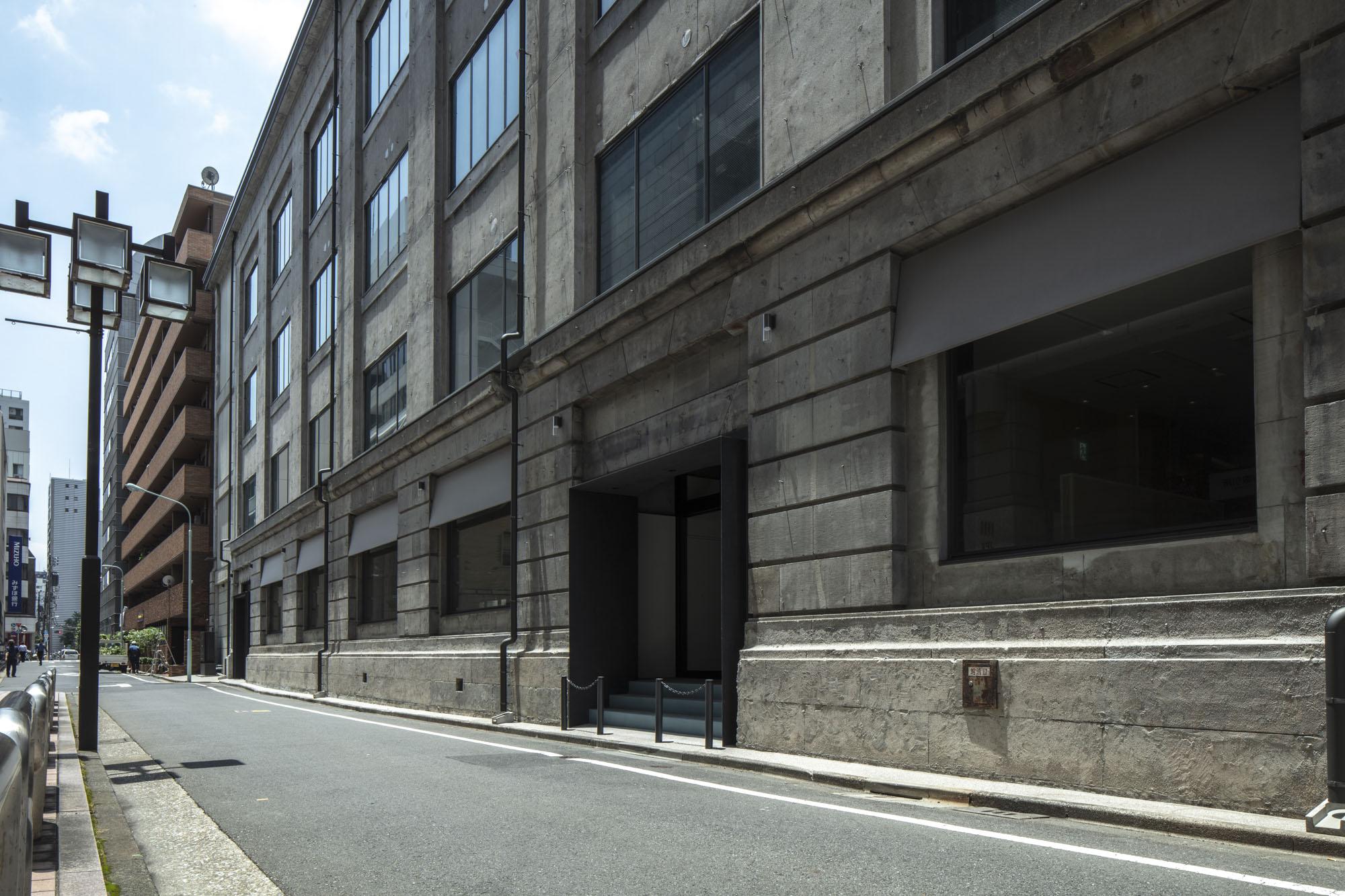 マイクロ複合施設「K5」、日本橋にオープン ブティックホテルも