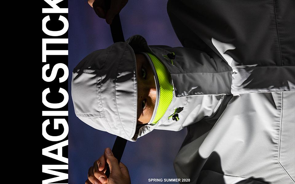 MAGIC STICK、2020SSコレクションルックを公開