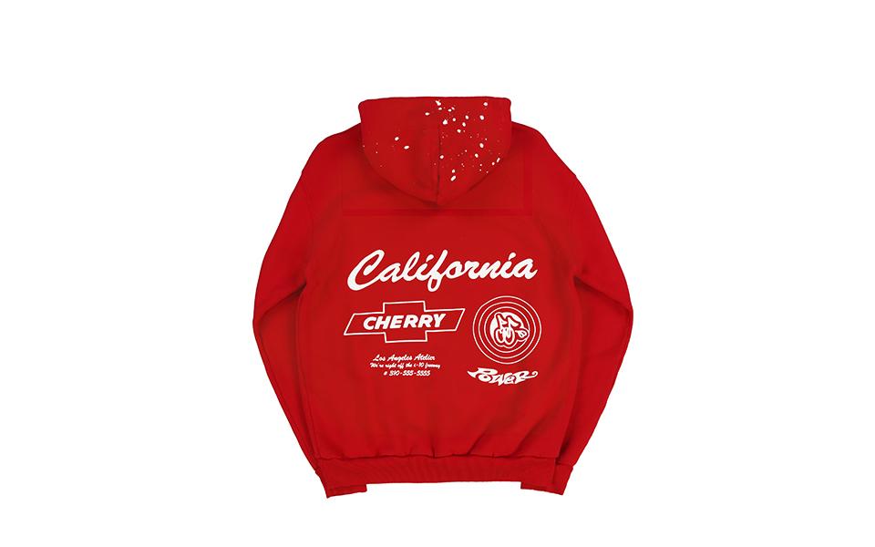 LA発Cherry Los Angeles、アメリカにこだわった新作コレクション発売