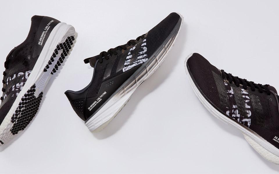 adidas、フルマラソン完走を目指すランナー向けに3モデル発売