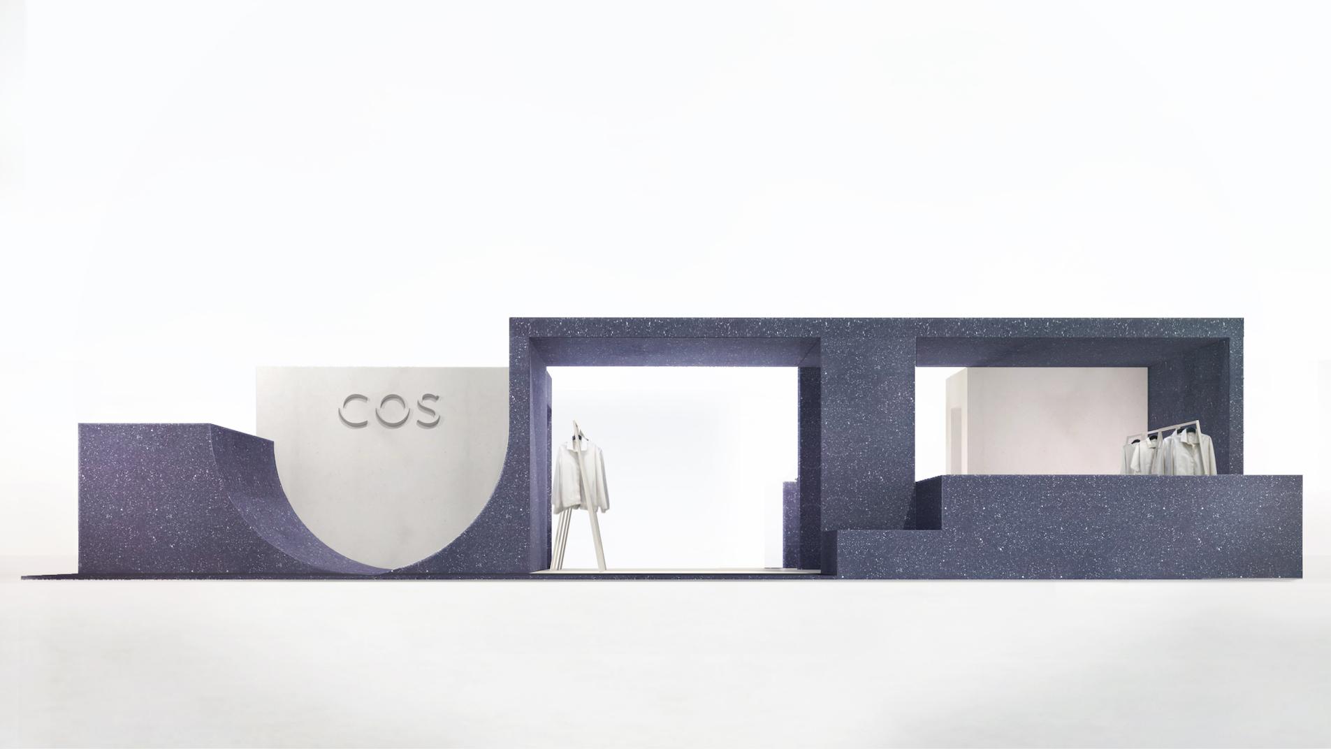 COS、西日本初のポップアップ開催 日本限定コレクション先行発売も