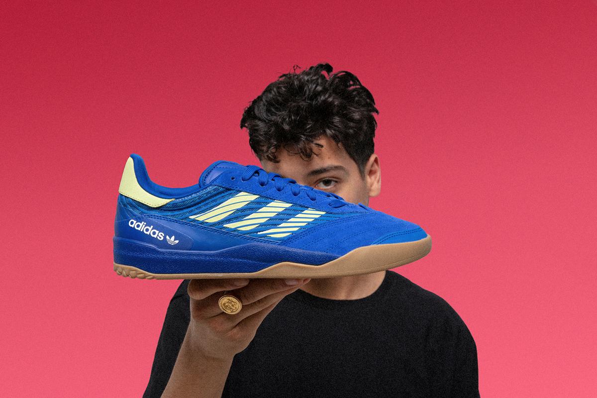 adidas Skateboarding、新作シューズ「COPA NATIONALE」発売