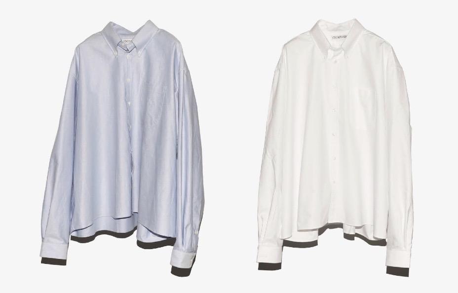 Sillage×INDIVIDUALIZED SHIRTS、着用者を選ばないコラボシャツ発売