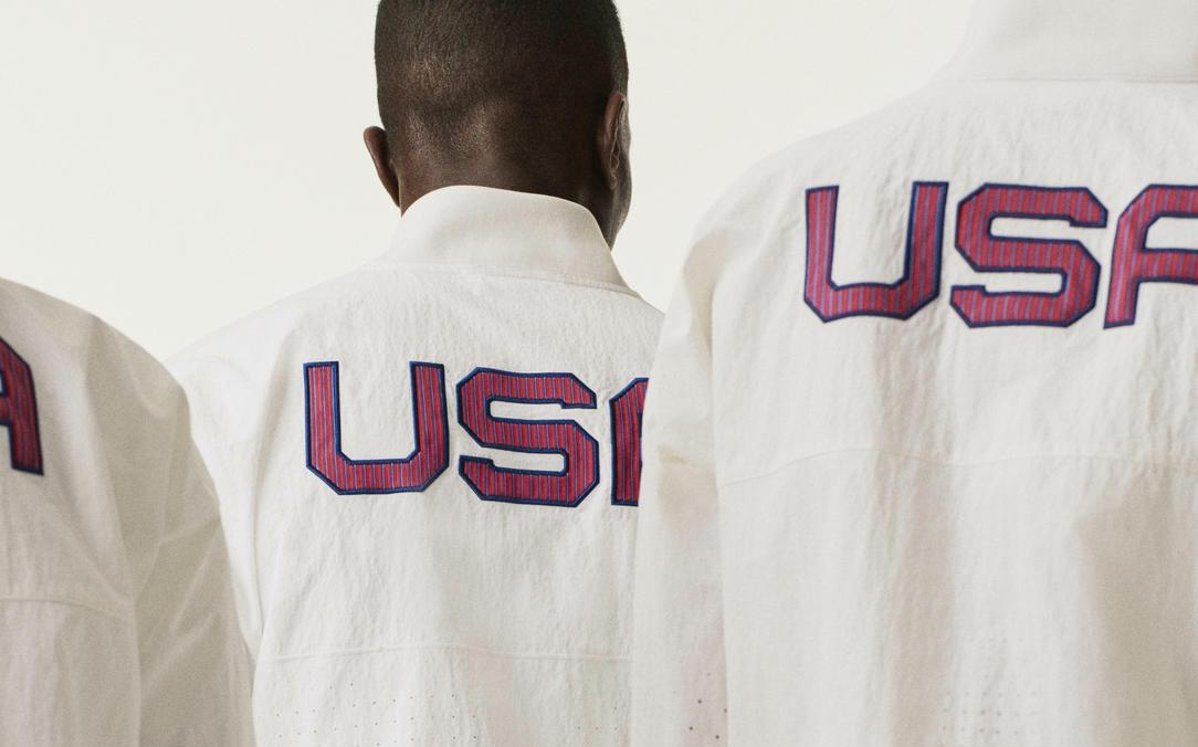 Nike、環境に配慮した「チームUSA」メダルスタンドコレクション発表