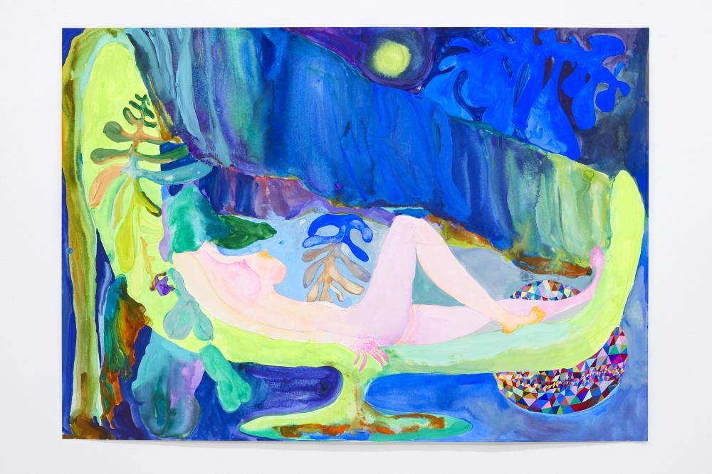 大野智史個展「Sleep in Jungle.」、小山登美夫ギャラリーで開催
