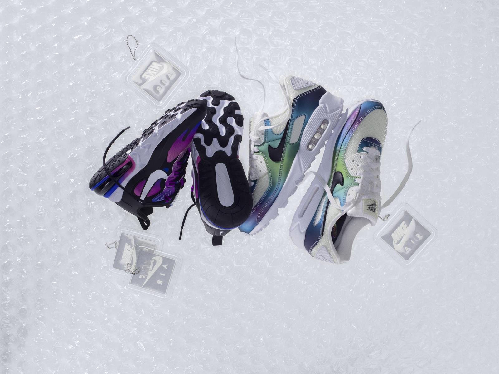 Nike、エア マックス30周年モデル「バブル パック」発売
