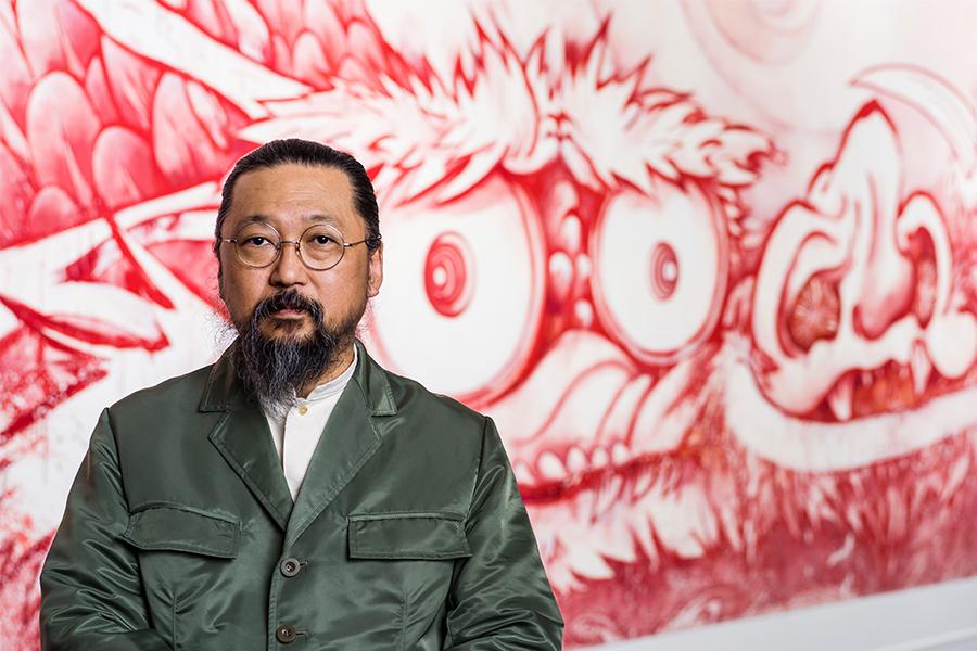 村上隆によるドラえもんモチーフ作品展示 六本木アートナイト2020開催(中止)