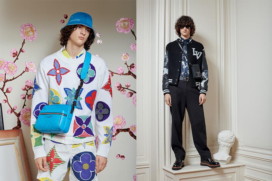Louis Vuitton、ヴァージルによる2020年秋冬プレコレクション発売